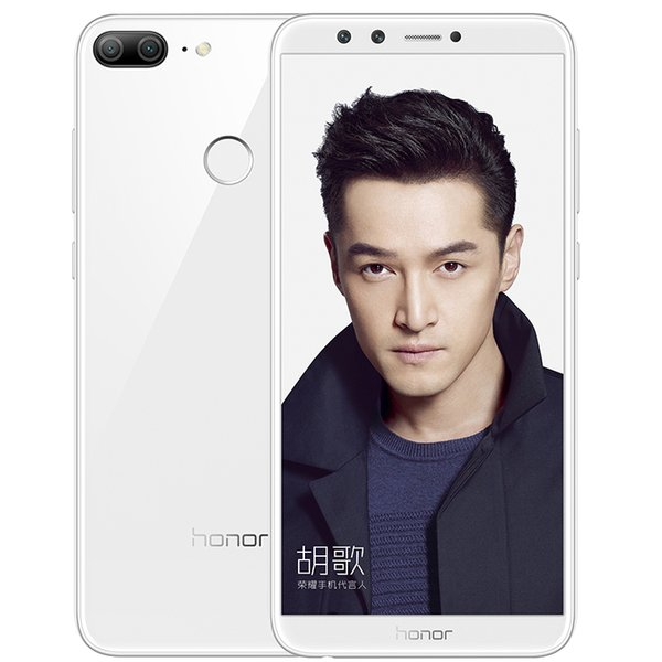Huawei Honor 9 Lite 5.65-inç ekran Tam ekran dört fotoğraf, parmak izi kilidi telefon