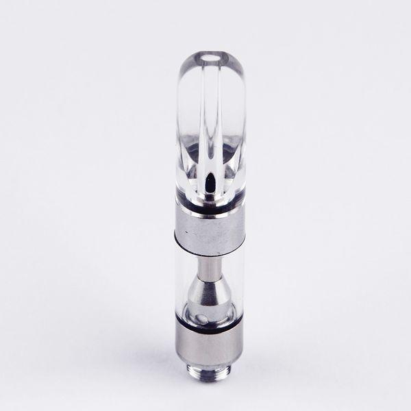 MT6 Bocchino in acrilico 510 Filo 2,0 mm olio Foro cotone Bobine G5 olio spessa Penna vaporizzatore cartucce di vape Bud Serbatoio 0266165-1
