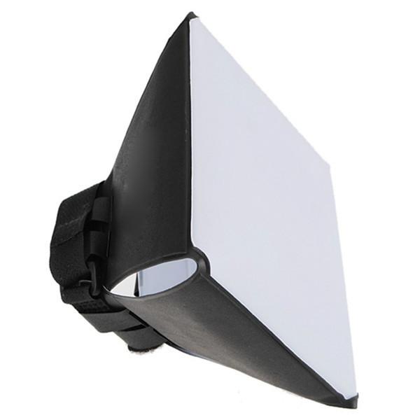 GloryStar Camera Photo Universal Foldable Soft Box Flash Diffuser Softbox for Canon 580EX 550Ex 540EZ 430EZ 420EZ 430EX 420EX
