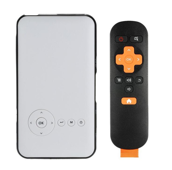 2018-Wejoy Mini Projector DL-S6 8G Smart Portable LED Projector DLP HDMIOUT Portable Home theater Android Pico Pocket Mobile Projetor
