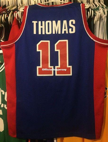 on sale efbc2 6aa24 2018 Cheap Wholesale Retro Isaiah Thomas #11 Jersey Ad Men Basketball T  Shirt Vest Stitched Basketball Jerseys From Xiaocai2017, $20.36 | Dhgate.Com