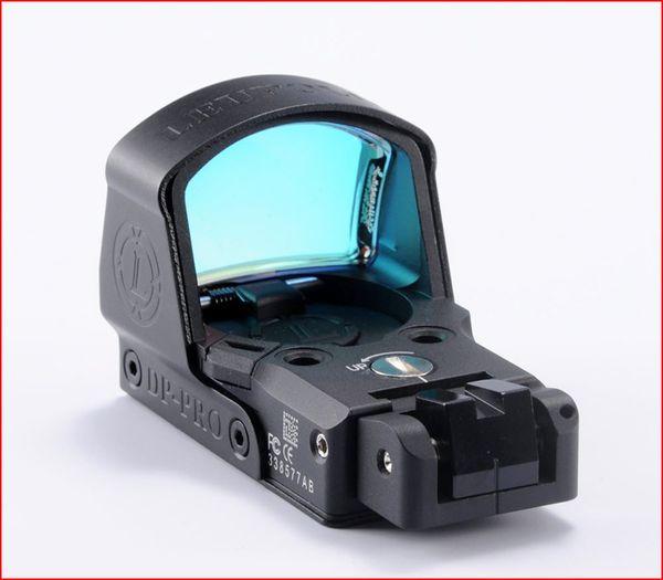 Новый тактический Leupold стиль DP-Pro Red Dot прицел с тремя типами крепления для винтовки черный загар