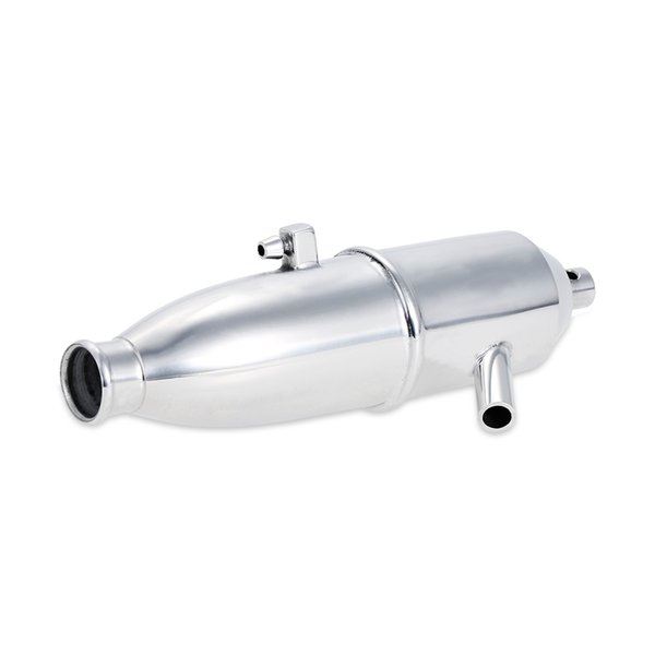 Compre 1/10 Rc Crawler Escalada Modelo De Metal Del Coche Tubo De ...