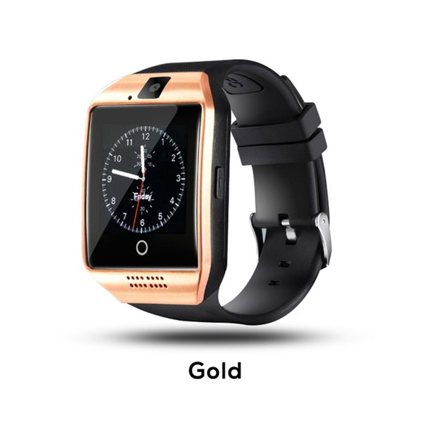 Q18 Smart Watchg_Gold