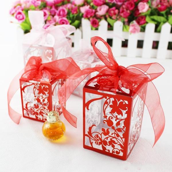 Şeffaf Şeker Kutusu Plastik Tatlı Hediye Sarma DIY Yaratıcı Romantik Bebek Duş Şeker Kutuları Parti Malzemeleri Düğün Favor 0 8sm ff