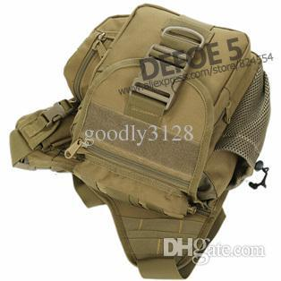 Large Capacity SLR Photography Camera Saddle Shoulder Bag,Sports Range Soldier Ultimate Stealth Heavy Duty Carrier Free Shipping