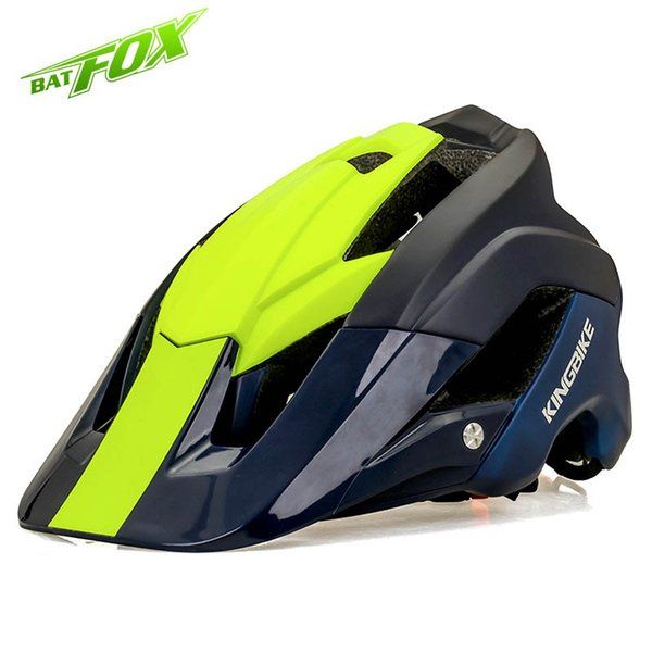 Batfox High Quality Mtb Cycling Helmets 2017 New Ultralight Bike Safety Cap Integrally -Molded Bicycle Helmets Casco Ciclismo