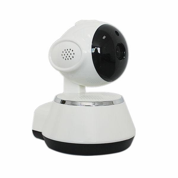 720P Cámara IP WiFi Casa Inteligente Inalámbrica Cámara de Vigilancia Pan Tilt CCTV Red Seguridad para el Hogar Cámara IP IR Visión Nocturna