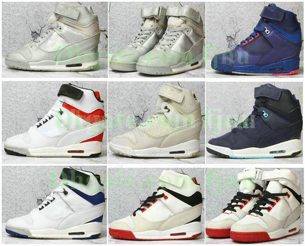 Schwarz Sport Basketball Aufzug Schuhe Herren zunehmender
