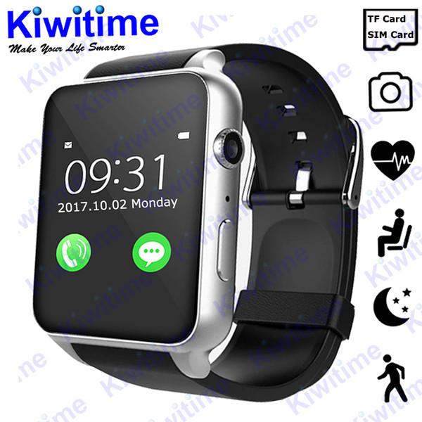 vente en gros Bluetooth Smart Watch cas pour apple iphone xiaomi android téléphone TF Sim carte caméra smartwatch pk apple watch GT88 DZ09