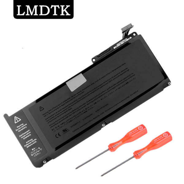 """LMDTK New Laptop Battery For MacBook 13.3"""" A1331 A1342 Unibody MC207LL/A MC516LL/A"""