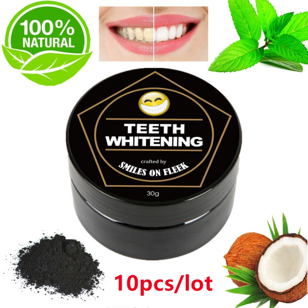 Teeth Whitening Powder Oral Hygiene Cleaning Organic Nature Activated  Bamboo Charcoal Powder Food Grade Oral Care 30g Dropshipping White Again  Teeth