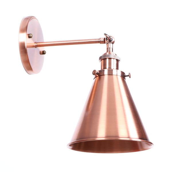 Factory Wholesale Vintage Loft Led Wall Lamp For Home Industrial Decor wall Light Fixtures