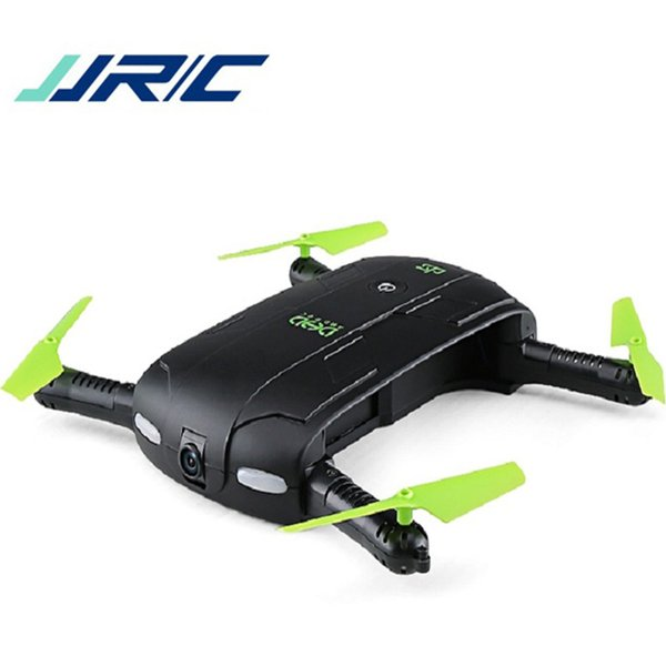 JJRC DHD D5 RC Drone Foldable Pocket Drone with Camera BNF WiFi FPV Selfie Phone Control Helicopter Mini Quadcopter Toys