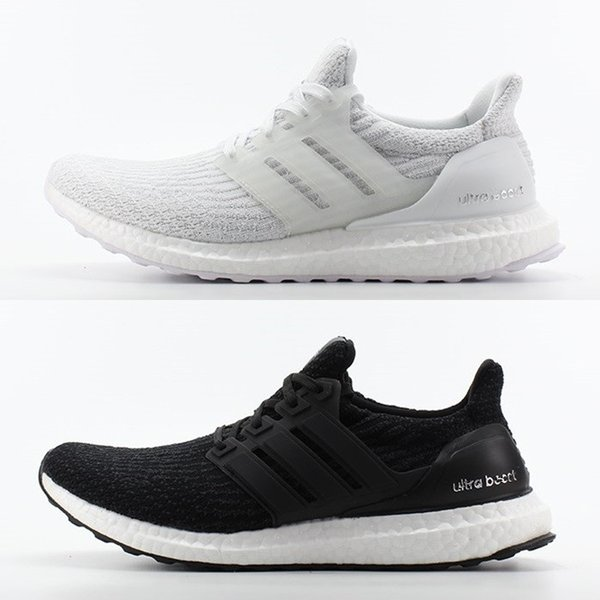 best selling Ultraboots 3.0 4.0 Uncaged Running Shoes Men Women Ultra Boots 3.0 III Primeknit Runs White Black Athletic Shoe Trainers Sneaker