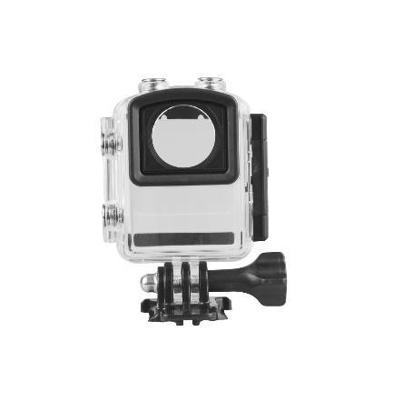 الالكترونيات الاستهلاكية الأصلية SJCAM اكسسوارات للماء حالة تحت الماء 30M الغوص الإسكان حالة كاميرا لكاميرا SJCAM M20