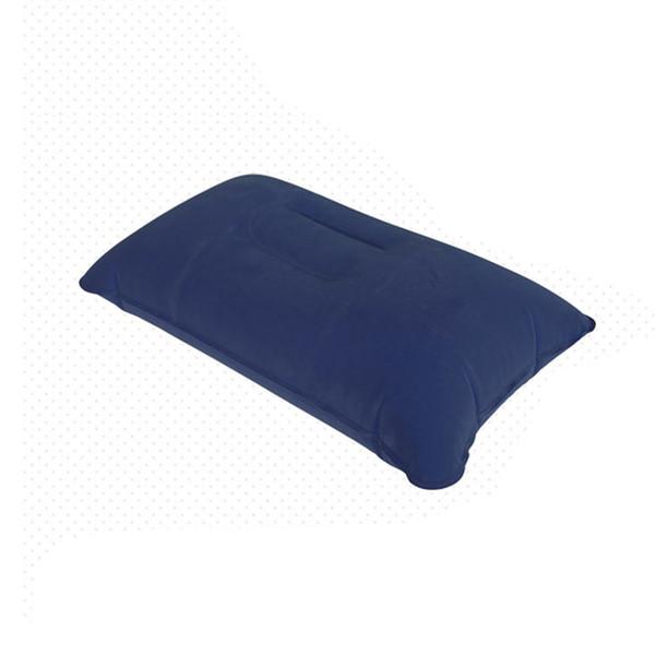 Tenske travel pillow inflatable 1Pcs Inflatable Pillow Travel Air Cushion Beach Car Head Rest Support*30 GIFT Drop