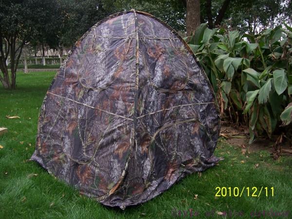 High grade camouflage tent, bird watching photography tent, shooting bird single tent --XS83