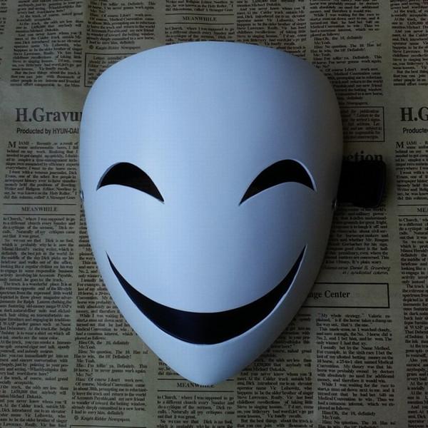 Halloween Sourire Visage Horrible Masque Thème Costume Accessoires Hommes Drôle Soirée Stade Cosplay Pranks Coiffure Livraison Gratuite