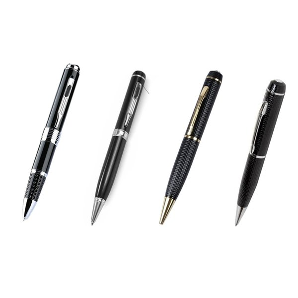 Mini Pen & Recording Camera Mini Pocket DVs Portable Mini Camcorder 1080p&30FPS Real HD Voice Video & Image 4 Models