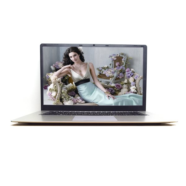 top popular 2017 4G ram 64GB EMMC sending wireless mouse PC windows 10 system 15.6 inch laptopbuilt in bluetooth camera 2019
