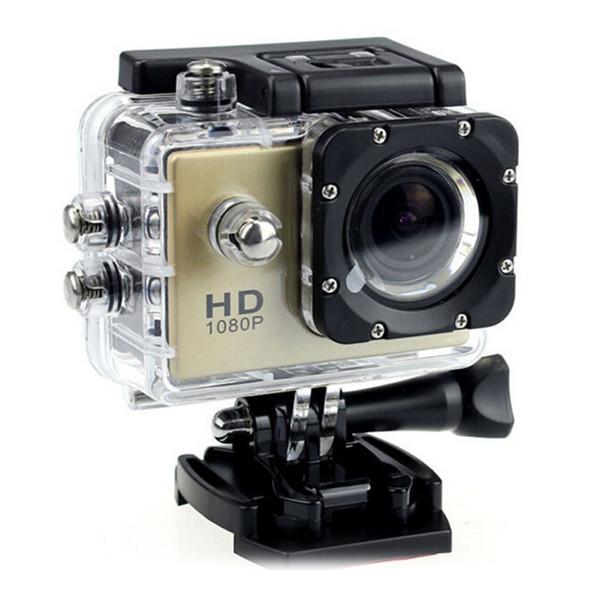 SJ4000 1080P Helm Sport DVR DV Video Auto Cam Full HD DV Aktion Wasserdichte Unterwasser 30 Mt Kamera Camcorder Multicolor 2018