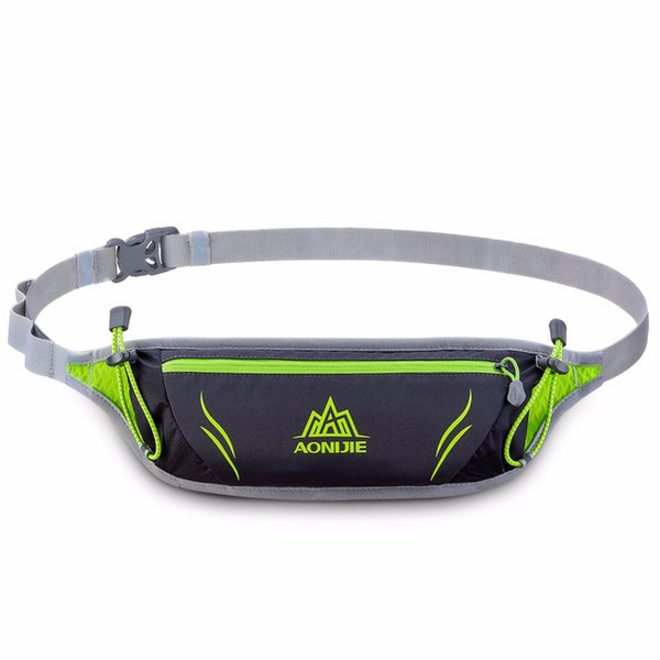 AONIJIE Waist Bag Outdoor Unisex Sports Ultralight Waterproof Bag Cellphone Pouch for Runing Cycling