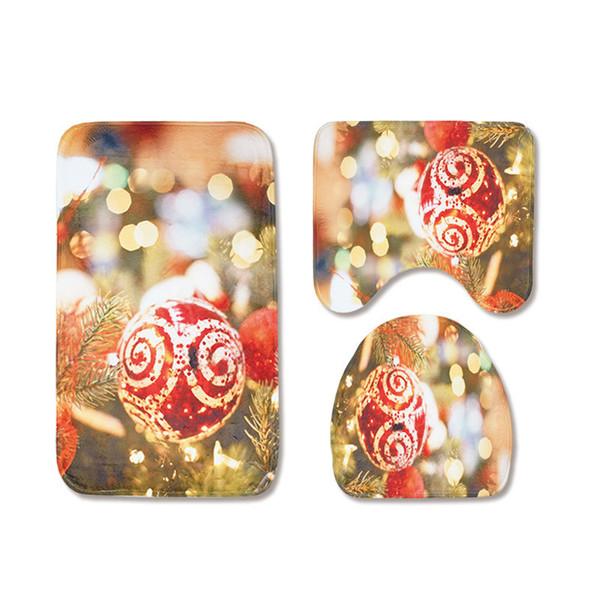 ballon de Noël d'or