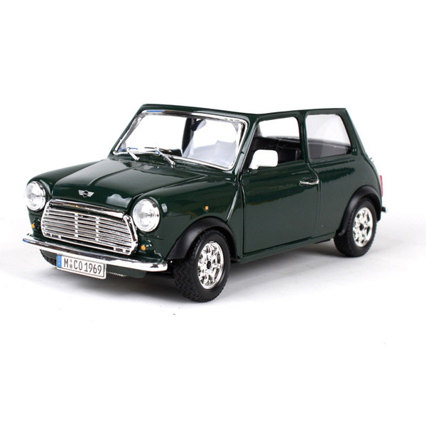 Mini Cooper Car >> 2019 Alloy Car Model Toys Mini Cooper Countryman Classic Car 1 14 High Simulation For Party Kid Birthday Gifts Collection Home Decoration From