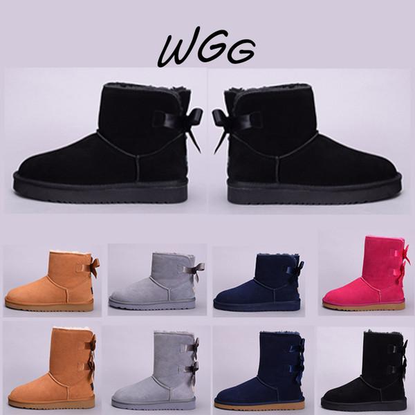 UGG boots Wgg sapatos femininos austrália designer de café preto vermelho meia botas de luxo castanha azul cinza botas outono inverno mulheres sapatos tamanho dos eua 5-10