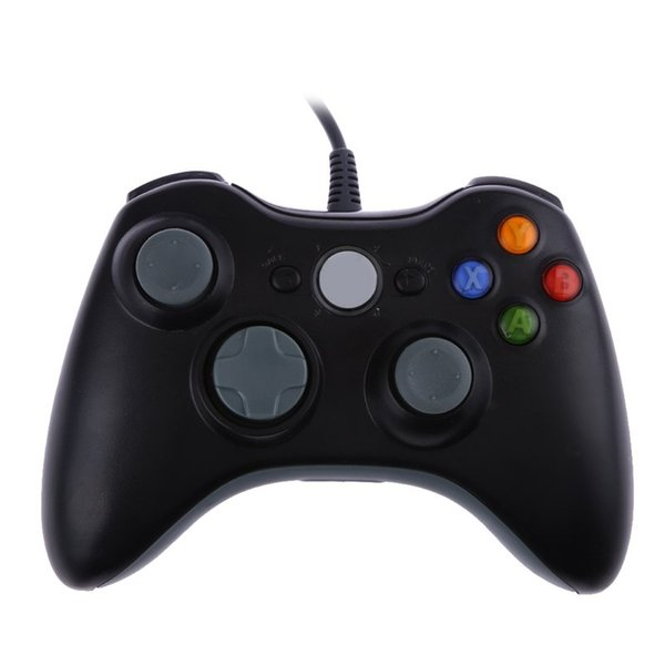 Precision Gamepad USB Wired Joypad Controller Joystick For Xbox 360 Game For PC Windows 7 Microsoft Console Controller