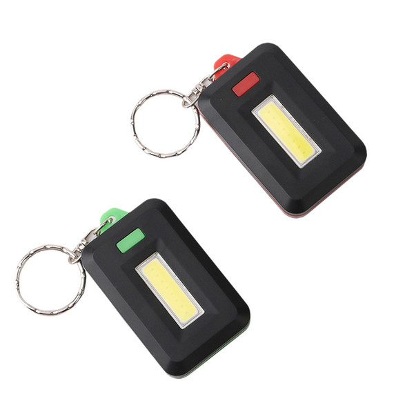 Key Finder Lamp Key Ring With Climbing Hook Random Color Torch Mini LED  ABS Chain