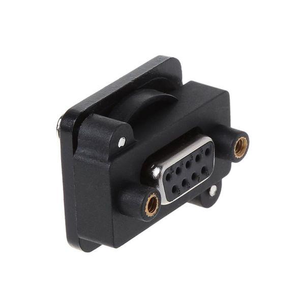 VGA To DB15 DB9 Connector Plug Panel D Socket Panel Install Adapter Db To Db Wiring Diagram on