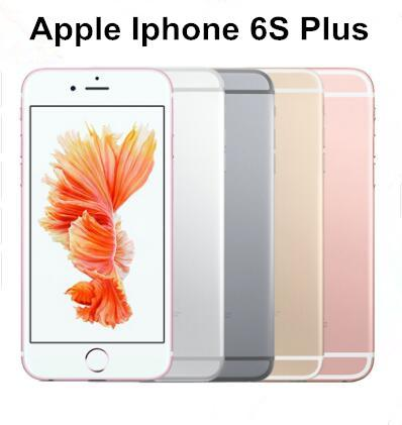 Original apple iphone 6 iphone 6 plu without fingerprint dual core ram 2gb rom 16gb 64gb 128gb io 9 4 7 inch 12mp refurbi hed