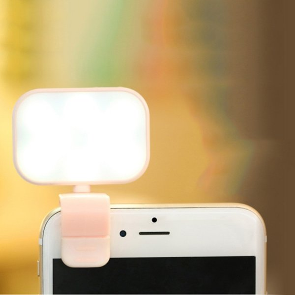 Beau Universal New Portable Rechargeable Makeup Lights Selfie Flash LED Camera  Lamp Light For IPhone Andrews