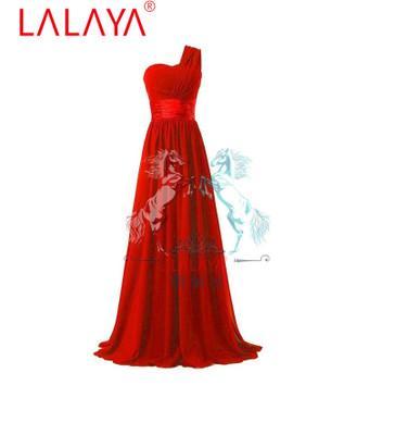 Women Evening Dress 2018 New Summer One Shoulder Bra Bridesmaids Long Dresses/Enter Shop Select More Fine Styles
