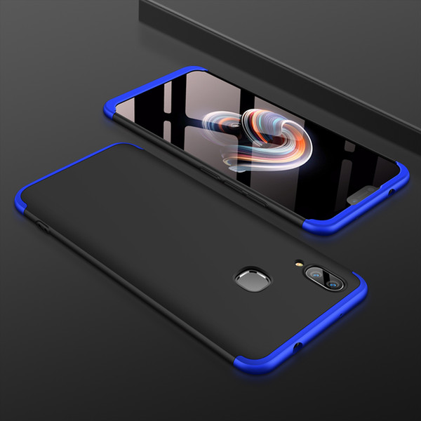 new styles c0d4e 8c43d Slim 3in1 Hybrid Bumper Hard Case For Vivo X21 UD X21i X20 X20 Plus VIVO  Y83 Y85 V9 V7 Plus Y79 V7 Y75 Personalized Cell Phone Case Waterproof Cell  ...