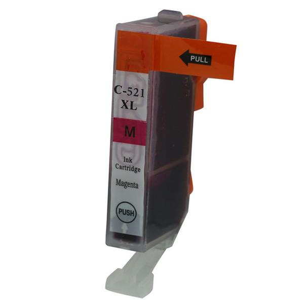 1PK Ink Cartridges PGI520 520 CLI521 521 Replacement for Canon PIXMA MP540 MP550 MP560 MP640 MX860 MP620 MP630 MX870 Inkjet