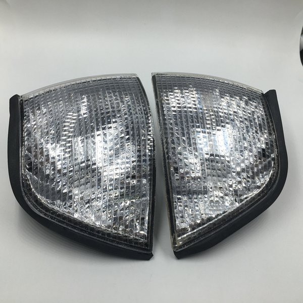 Front Corner Lights Blinker Klar Seitenleuchte Für BMW E36 3-Serie 4DR Basis Limousine 1992-1999 Für BMW M3 4DR 1997 1998