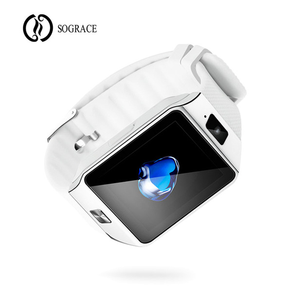 2018 Smart Watches Bluetooth Relogio DZ09 Smartwatch Anti-lost SIM TF Card Wearable Devices with Camera for  Android VS Y1