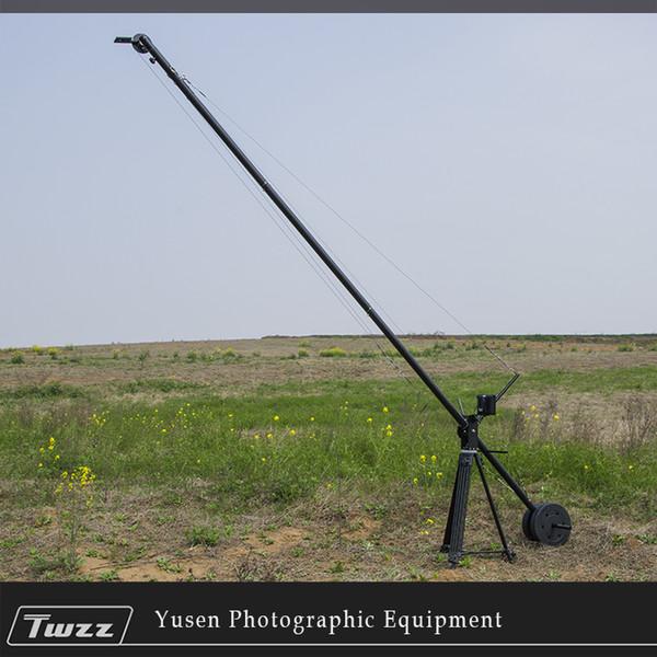 Оптовая 4m камера подъемный рычаг видео Grue стреловой кран коромысла для DSLR фильм о