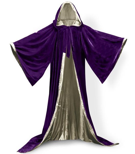 Purple + gold Lining
