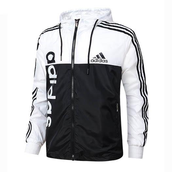 2019 Hoodeis Mens Sports Jackets Windbreaker Pattern Letter Print Thin Coat Zipper Casual Jackets Hot Sale L-4XL