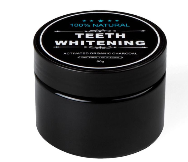 top popular Teeth Whitening Powder Nature Bamboo Activated Charcoal Smile Powder Decontamination Tooth Yellow Stain Bamboo Toothpaste Oral Care CZ17 2021