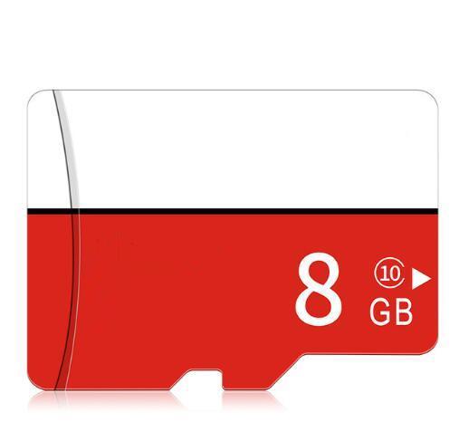 10#8GB 100pcs