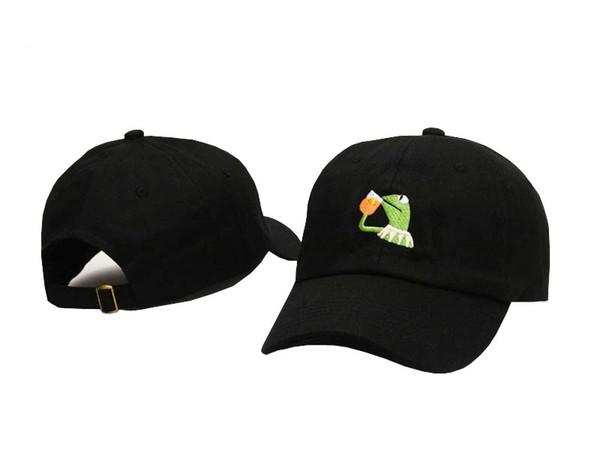 2016 I FEEL LIKE LEBRON Dad Hats Kermit Caps Fashion Dad Cap Casquette Cotton Snapback hood baseball caps