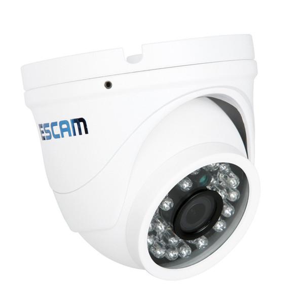 Escam Ip Cámara wi-fi H.264 Onvif P2P Cámaras Wifi HD720P Mini Domo Vigilancia Impermeable Noche Visión Ip Cámara CCTV inalámbrica