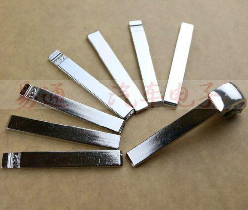 100% Original Replace Folding key blade For SGMW WuLing Car key embryo replacing the key head Remote Blade NO.132