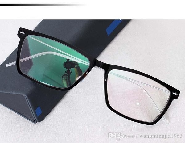 2f678044d5 6533 glasses frame vintage eyeglass designer glasses prescription there is no  screw style design men women brand eyeglasses frame