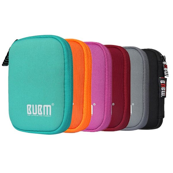 Portable USB Flash Drives Carrying Case Storage Bag Holder Travel Protection Pouch Bag